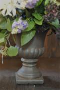 アンティーク調花器